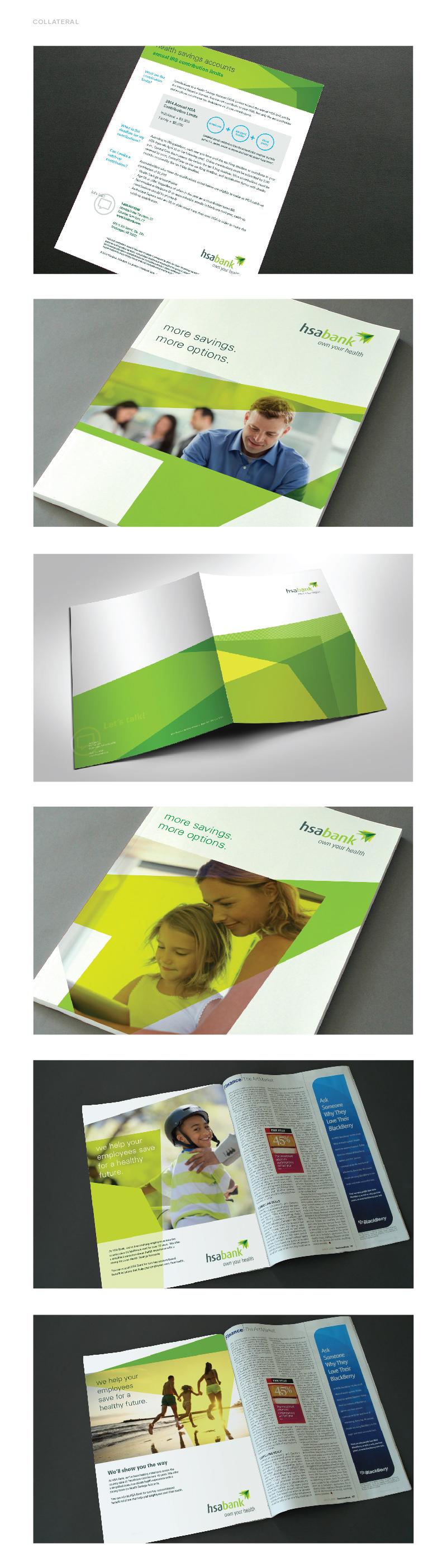 HSA Bank - Mazza Creative