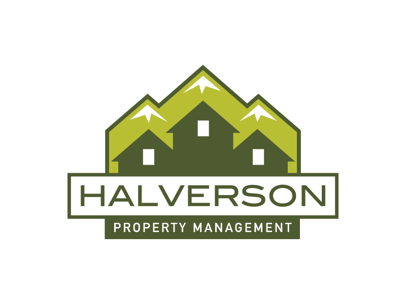 halverson property management mazza creative rh mazzacreative com apartment management logos property management logo ideas